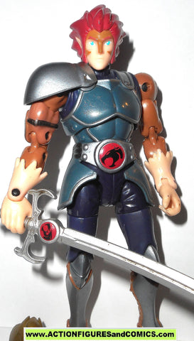 Thundercats LION-O 2011 6 inch modern bandai complete animated jln 99p