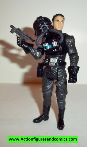 star wars action figures TIE FIGHTER PILOT legacy 2008