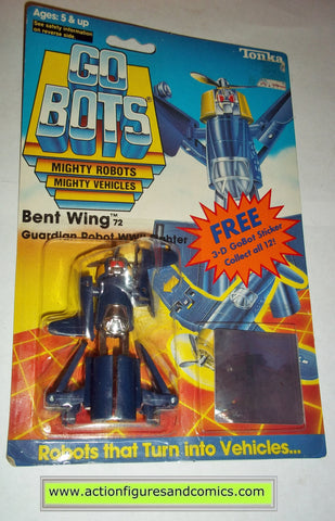gobots BENT WING mr-72 1985 tonka ban dai toys action figures moc mip mib vintage transformers