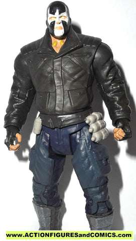 dc universe Multiverse BANE batman arkham asylum CITY action figures