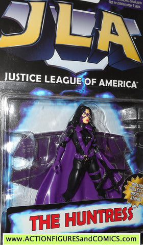 Total Justice JLA HUNTRESS batman 1998 1999 league of america dc universe moc