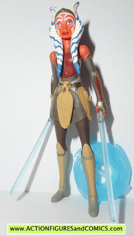 star wars action figures AHSOKA TANO force awakens 2015 movie