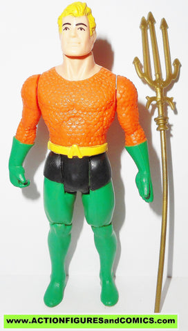 Super powers AQUAMAN kenner vintage complete 1984 1983 kenner toys