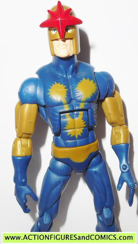 marvel legends NOVA nemesis series walmart action figures 6 inch