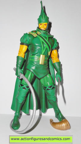 DC UNIVERSE classics STEPPENWOLF green variant wave 12 darkseid series