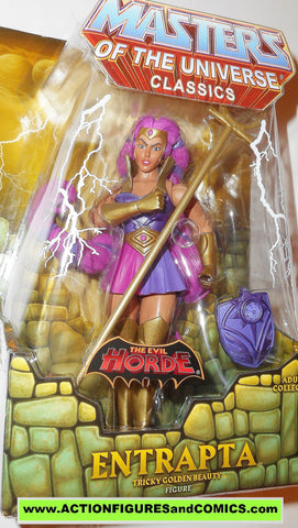 Masters of the Universe ENTRAPTA she-ra classics princess of power motu action figures moc