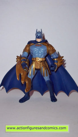 batman legends of GLADIATOR BATMAN kenner toys action figures 1995