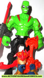 Marvel Super Hero Mashers DRAX 6 inch universe 2015 universe action figure