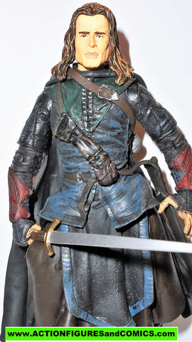 Lord of the Rings GONDORIAN RANGER toy biz complete hobbit