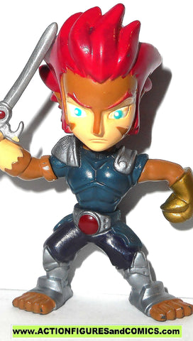 Thundercats LION-O 2.5 inch PVC modern bandai animated super deformed
