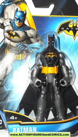 Batman Unlimited BATMAN black stealth armor 2012 animated dc universe moc