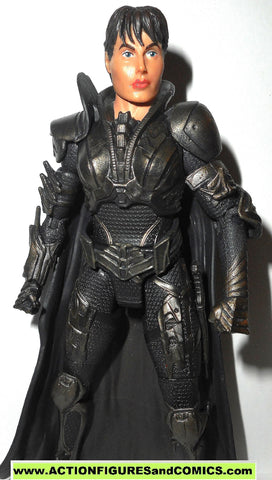 dc universe classics FAORA KRYPTONIAN ARMOR superman man of steel movie masters NOST