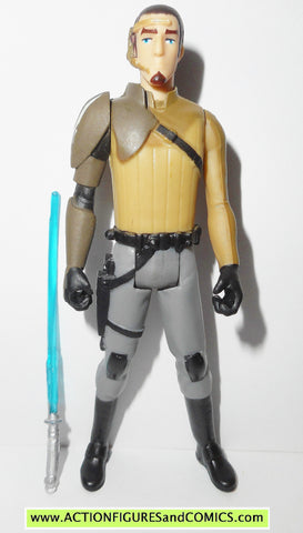 star wars action figures KANAN JARRUS Y-WING scout pilot force awakens