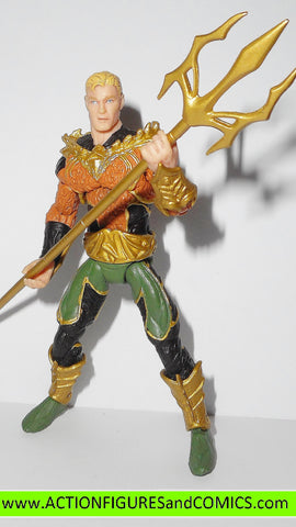dc direct AQUAMAN INJUSTICE infinite heroes collectibles