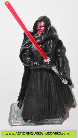 star wars action figures DARTH MAUL Tatooine episode I hasbro