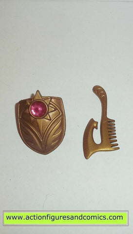 masters of the universe SHE RA SHIELD COMB accessories weapons classics mattel toys action figures