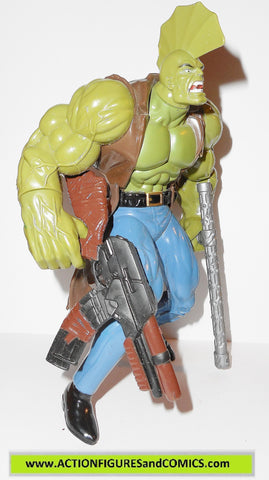 SAVAGE DRAGON battle damaged 1995 playmates toys action figures