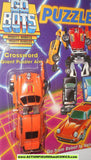 gobots CROSSWORD puzzler arm 1985 tonka ban dai toys action figures moc mip mib vintage transformers