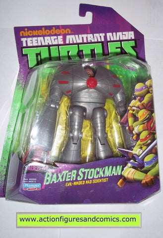 teenage mutant ninja turtles BAXTER STOCKMAN 2013 Nickelodeon playmates toys mib moc mip tmnt