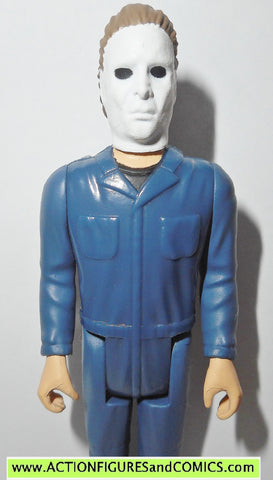 Horror series MICHAEL MYERS Halloween reaction figures action toys fig