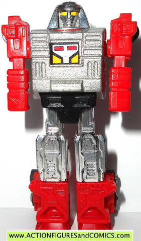 gobots BLOCK HEAD blockhead vintage MR-17 1984 tonka ban dai machine robo