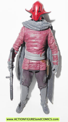 star wars action figures SIDON ITHANO force awakens 2015