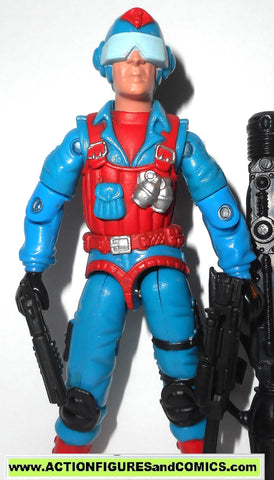 gi joe SCRAP IRON 2005 v3 valor vs venom vvv gijoe g i toy action figure nofc