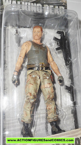 The Walking Dead ABRAHAM FORD series 6 mcfarlane toys action figures moc