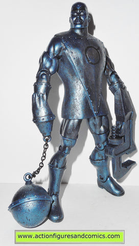 DC UNIVERSE classics 6 inch IRON metal men complete wave 12 darkseid series mattel