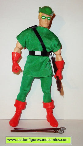 dc universe super heroes GREEN ARROW 9 inch silver age hasbro toys action figures