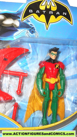 Batman Unlimited ROBIN TECH GLIDER 2014 animated dc universe moc