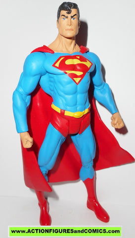 dc direct SUPERMAN batman enemies among us collectables action figures fig