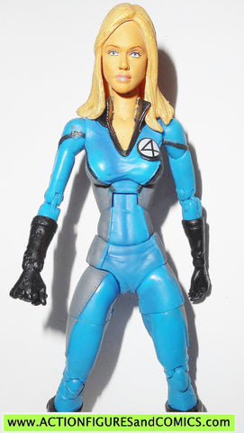 marvel legends INVISIBLE WOMAN fantastic four movie classics solid fig