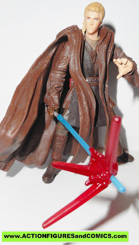 star wars action figures ANAKIN SKYWALKER secret ceremony 2002 attack of the clones saga aotc