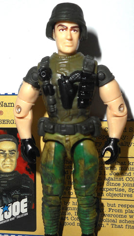 gi joe DUKE 2000 v8 ARAH a real american hero gijoe g i 2001