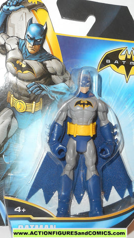 Batman Unlimited BATMAN BLUE gray classic 2012 animated dc universe moc