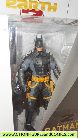 dc direct BATMAN earth 2 Bruce Wayne collectibles action figures moc