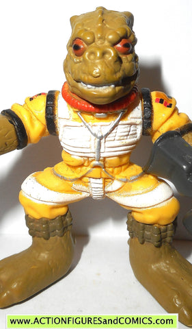 STAR WARS galactic heroes  BOSSK bounty hunter action figure pvc