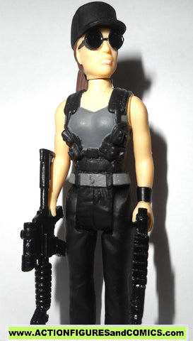 Reaction figures Terminator 2 SARAH CONNER movie judgment day sara 100%