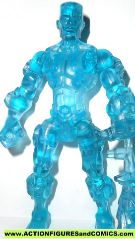 Marvel Super Hero Mashers ICEMAN x-men 6 inch universe 2013 action figure