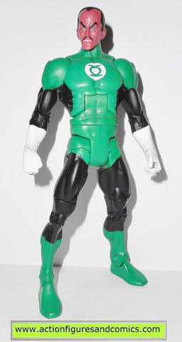 dc universe classics SINESTRO green lantern corps suit walmart fig