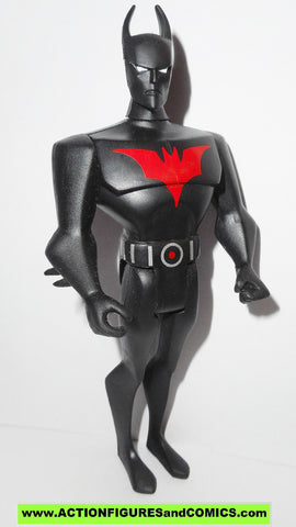 justice league unlimited BATMAN BEYOND animated mattel toys action figures