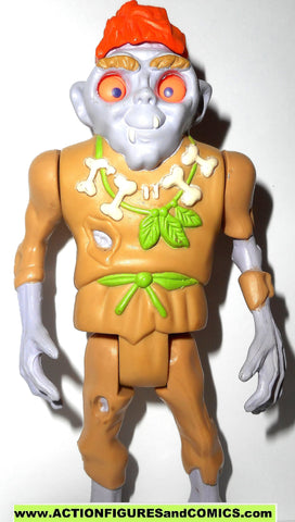 ghostbusters ZOMBIE MONSTER 1988 complete the real kenner action figures