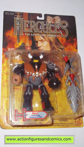 Hercules Legendary Journeys ARES god of war action figures toy biz mib moc mip