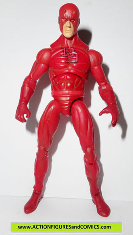 marvel universe DAREDEVIL series 1 original red 008 2009 hasbro fig