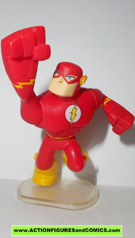 dc universe action league FLASH barry allen brave and the bold