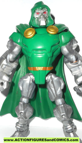 Marvel Super Hero Mashers DOCTOR DOOM dr 6 inch universe fantastic four 4
