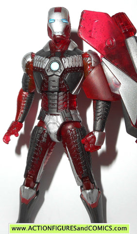 marvel universe IRON MAN mark V 5 bio metal suit advaced tactical armor kmart