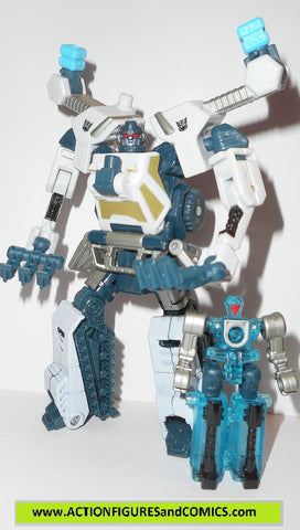 transformers powercore combiners ICEPICK CHAINCLAW 2009 hasbro