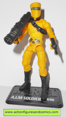 marvel universe AIM SOLDIER series 2 #016 action figures hasbro